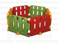 8813 - Plastik Oyun Alanı Çiti