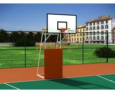 677 - Basket Potası Dört Ayaklı Ön Korumalı