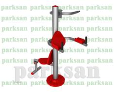 Park Spor Aletleri - Fitness 639