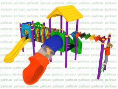 Çocuk Oyun Parkı-31 (Afacan Seri)