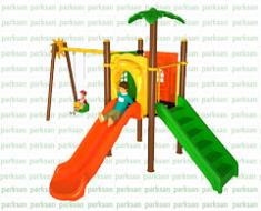 Çocuk Oyun Parkları - Park 051 (Minik Doğa Serisi)
