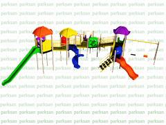 Çocuk Oyun Parkı - Park 169 (Ekonomik Seri)