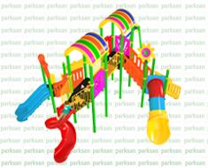 Çocuk Oyun Parkı - 101 (Gökkuşağı Serisi)