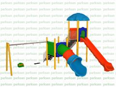 Çocuk Oyun Parkı- 128 (Klasik Seri)
