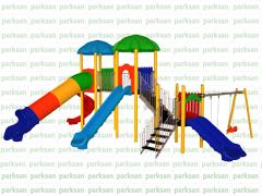 Çocuk Oyun Parkı- 135 (Klasik Seri)