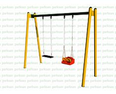 1404 - İkili Park Salıncak