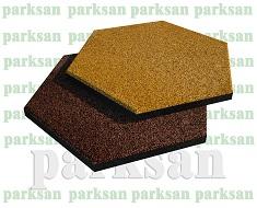 08-02 Kauçuk Karo Altıgen Modeli Özel Renkler