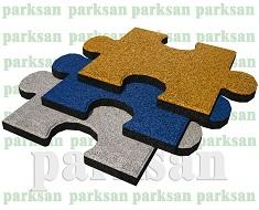 05.04 Kauçuk Karo Puzzle Modeli Özel Renkler