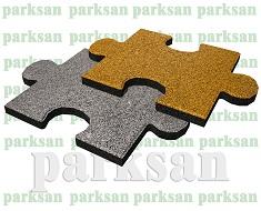 05.01 Kauçuk Karo Puzzle Modeli Özel Renkler