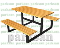 Piknik Masası - 436 (Metal Ayak)